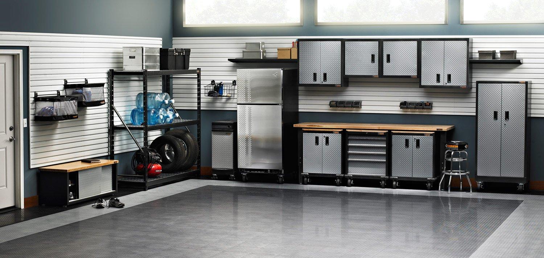 Comment aménager mon garage en espace de stockage?