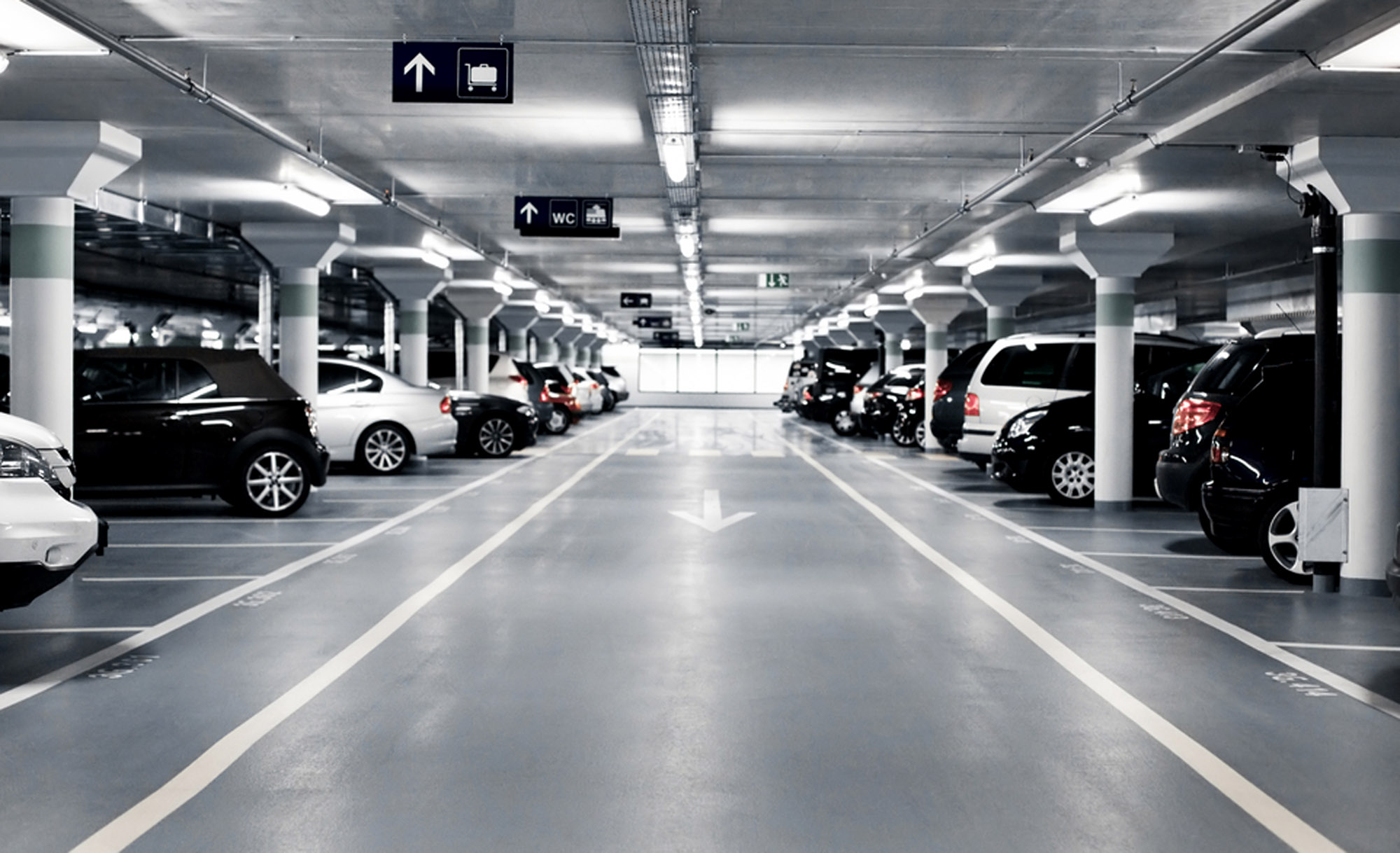 Les conditions de vente d'une place de parking