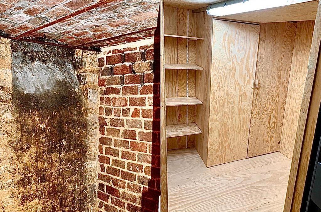 Comment rénover votre cave ?